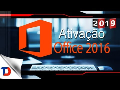 Como Ativar Office 2016 25 05 2020 Youtube
