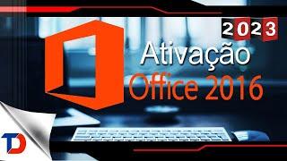 Como Ativar Office 2016 (18/10/2018)