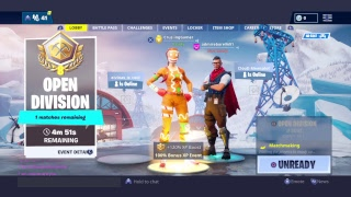 Fortnite LIVE Gameplay - Share The Love Event Pop-Up Cup - Open Division