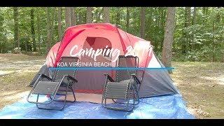 Camping 2019 KOA Virġinia Beach