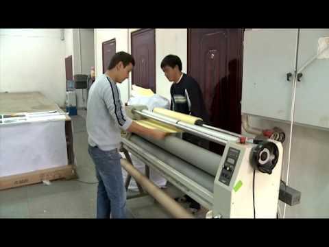 Как печатают баннеры и изготавливают наружную рекламу в Алматы