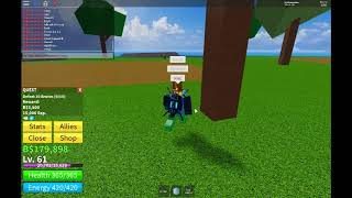 roblox b;lox piece how to get devil fruit in buggy island