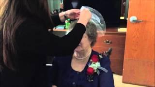 Nanny Gets Ready !- Tickle 70th Wedding Anniversary
