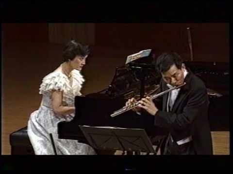 F.Benda: Sonate F-dur  (Kazumi Sato)