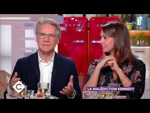 La malédiction John Kennedy, par Olivier Royant - C à Vous - 21/05/2018
