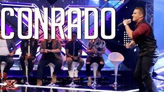 ¡Conrado hace vibrar el escenario!   Categoría Chicos   Factor X Bolivia 2018