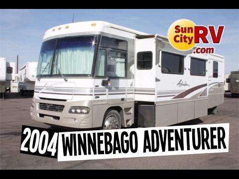 Winnebago Adventurer 35U For Sale Phoenix RV 2004   Sun City RV
