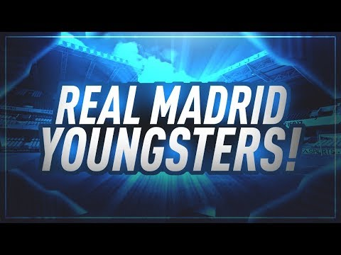 REAL MADRID YOUNGSTERS FEAT 86 IF ASENSIO! FIFA 17 ULTIMATE TEAM