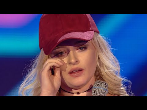 Caitlyn Vanbeck sings Simon's favourite song 'Rise Up' | Six Chair Challenge | The X Factor UK 2016 Mp3