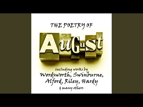 August By James Whitcomb Riley