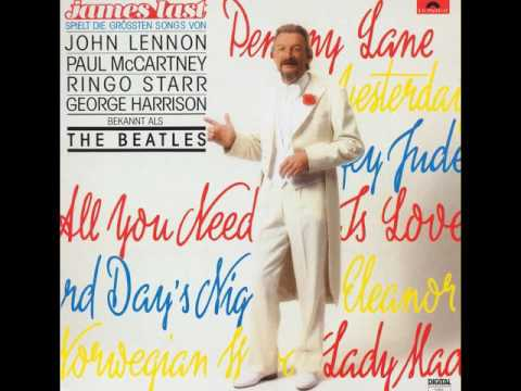 James Last Orchestra - The Greatest Songs Of The Beatles [Flac]