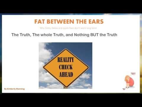 Kimberly Manning   Fat Between the Ears