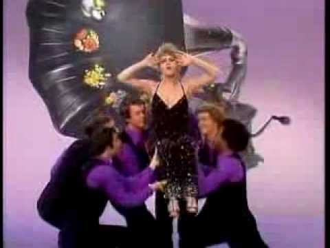 Bernadette Peters - All That Jazz (Carol Burnett Show, March 17, 1975)