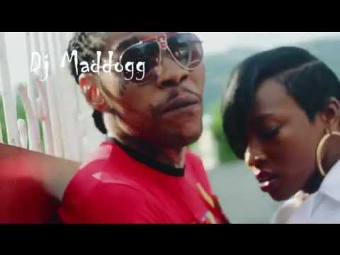 VYBZ KARTEL 2012 Fuck Song (OFFICIAL VIDEO) (Smokin Riddim) JUNE 2012 New