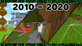 The History of Minecraft Hacks and Hacked Clients...