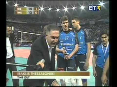 Sisley Treviso - Iraklis Thessaloniki 26.03.2006, Champions League Final, Rome, Italy