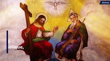 La Trinité, un mystère qui est pourtant le centre de la foi chrétienne