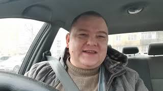 Ушатал машину в такси//Ремонт дэу джентра// Не работаю в яндекс такси//Рабочие будни таксиста