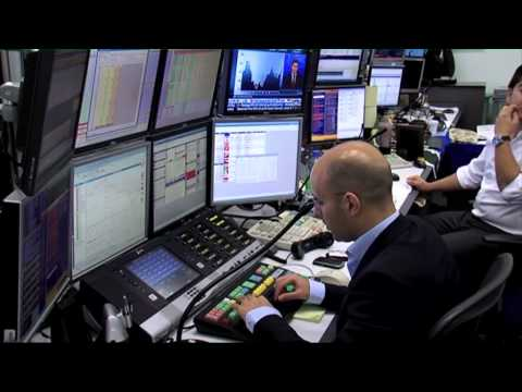 Bnp Paribas Cib Trading Day Youtube