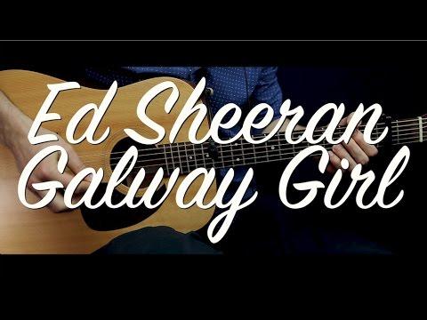 Ed Sheeran - Galway Girl guitar Tutorial Lesson /Guitar Cover ...