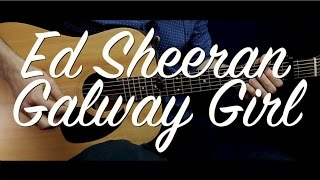 Ed Sheeran - Galway Girl guitar Tutorial Lesson /Guitar Cover & chords /How to play easy s