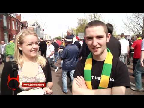 United is My Life: Manchester United Supporters Glazer Protest Video