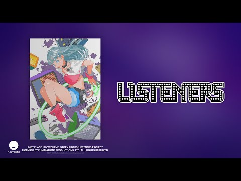 [ Original Animation ] LISTENERS - Official Teaser Trailer