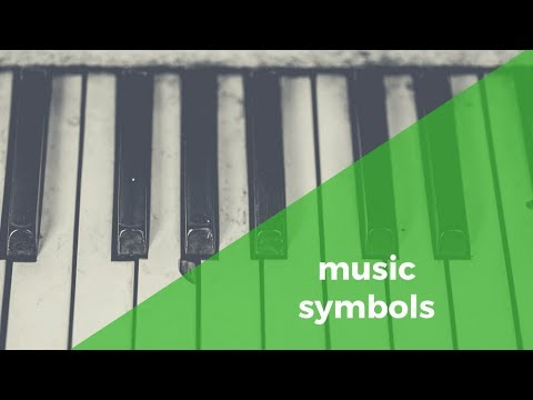 Free Piano Lesson - Musical Symbols