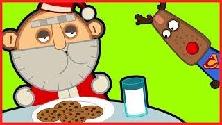 Come funziona Babbo Natale? Tanti auguri di Buon Natale divertenti