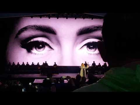 Adele Hello live @ Arena di Verona...