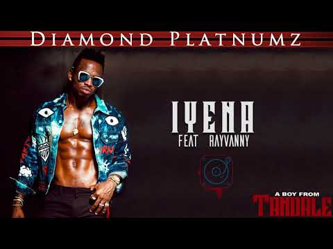 Diamond Platnumz Ft Rayvanny - Iyena (Officiao Audio)