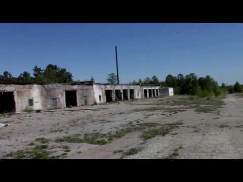 Заброшенная военная база. Шелехов
