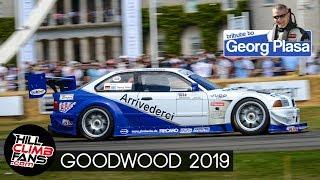 BMW E36 V8 Judd at Goodwood 2019 ☆ Tribute to Georg Plasa ☆