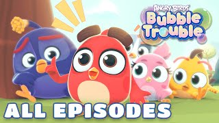 Angry Birds Bubble Trouble | All Episodes
