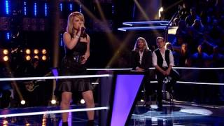 Gambar cover Amber Carrington - I'm With You (The Voice USA Season 4 Knockout Performance)