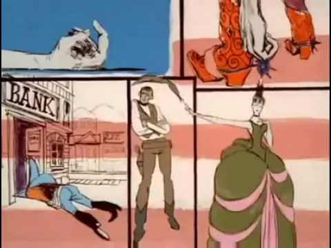 """The Wild Wild West"" TV Intro"