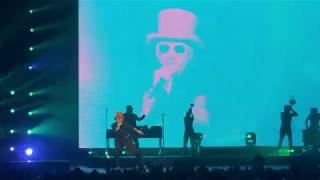 Обложка Macklemore Willy Wonka Live