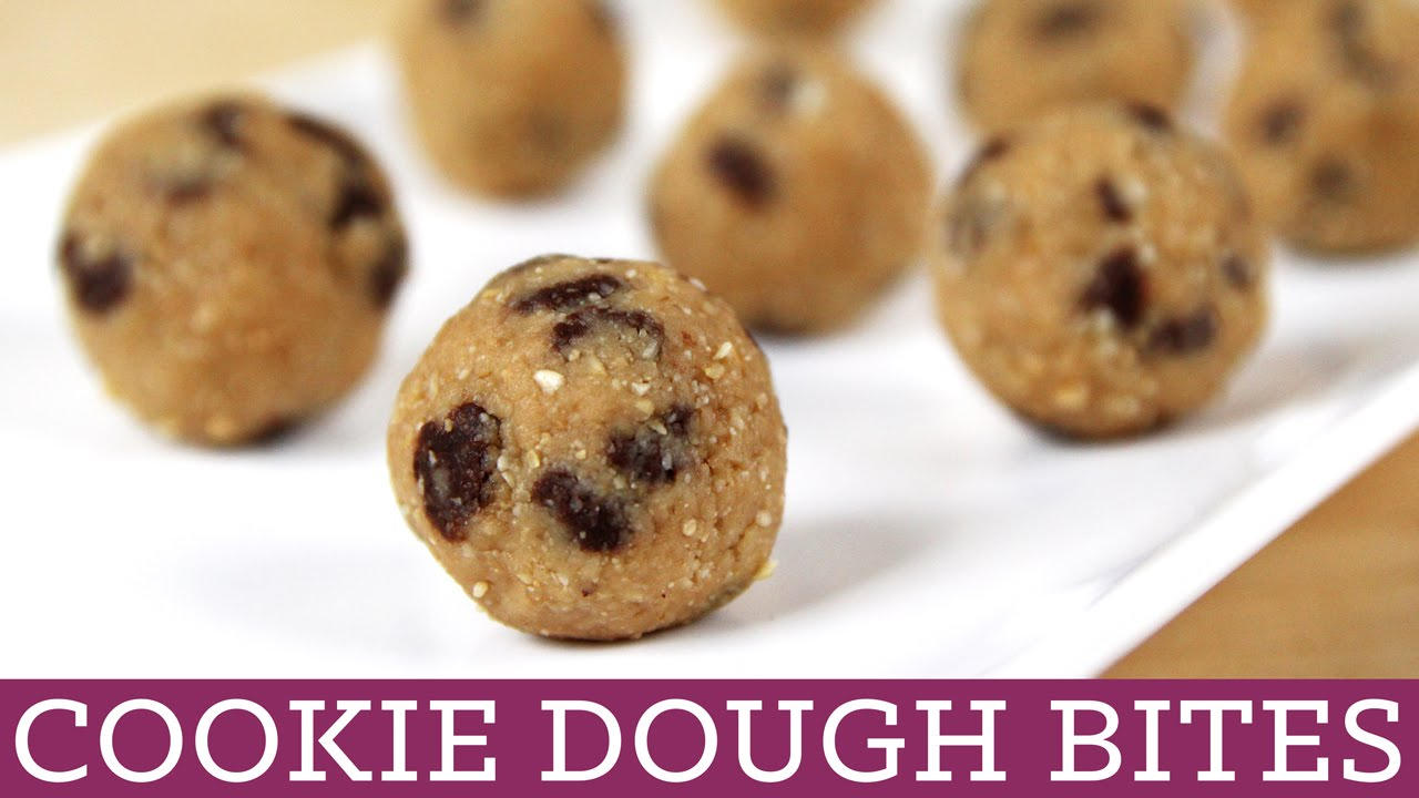 Cookie Dough Bites - Mind Over Munch Episode 29 - YouTube