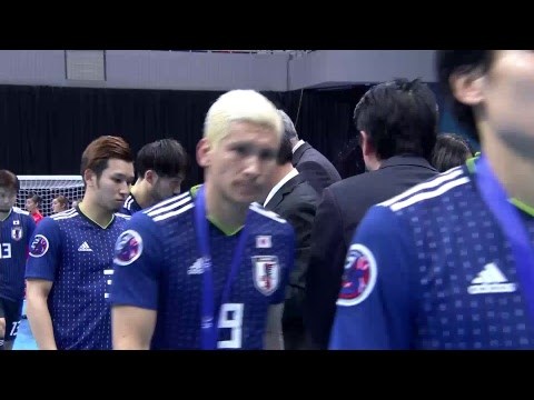 Japan vs IR Iran (AFC Futsal Championship 2018: Final)