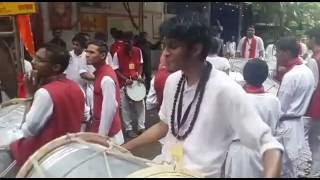 bdd chawl cha raja aagman sohala 2016