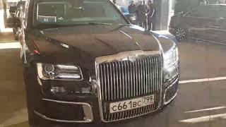 Putinov automobil na izvolte!