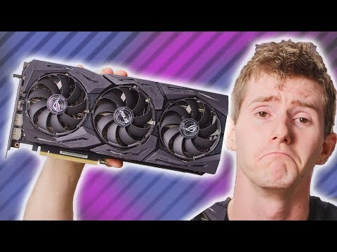Nvidia, I'm Sorry. GTX 1660 Ti Review