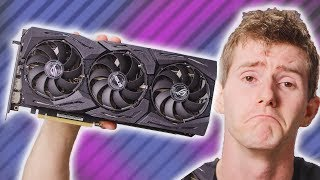 Nvidia, I'm Sorry. GTX 1660 Ti Review