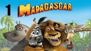 Мадагаскар - Прохождение Часть 1 (PC)
