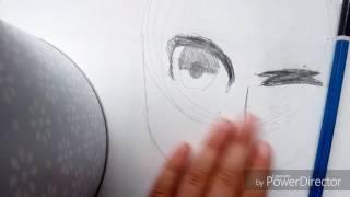 Mun piirtämä piirros
