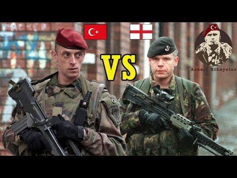 Türk Askeri vs İngiliz Askeri | Özel Kuvvetler Dünya Şampiyonası Hikayesi