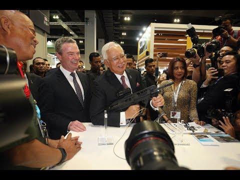 Najib: Malaysia ready to help regional security