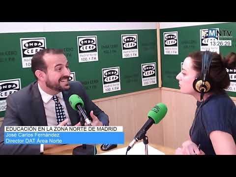 Dtr. De La DAT Madrid-Norte Niega Falta De Personal En El CPEE Vicente Ferrer Afirmado Por C's Sanse