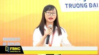 FBNC - Cuộc thi sinh viên biện luận 2017 - Đại học Hutech - Tập 3 (Phần 1)