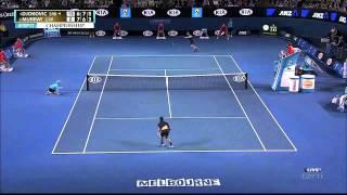 Australian Open 2013 Final Djokovic vs. Murray HD Best points from Djokovic